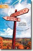Buy *Slightly Psychic* by Sandra Steffen online