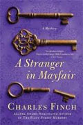 Buy *A Stranger in Mayfair (Charles Lenox Mysteries)* by Charles Finch online