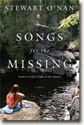 *Songs for the Missing* by Stewart O'Nan