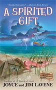 Buy *A Spirited Gift (A Missing Pieces Mystery)* by Joyce and Jim Lavene online