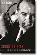 Buy *Shooting Star: The Brief Arc of Joe McCarthy* by Tom Wicker online