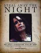Buy *Steal Away the Night: An Ozzy Osbourne Day-by-Day* by Martin Popoffo nline