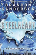 *Steelheart (The Reckoners, Book 1)* by Brandon Sanderson