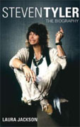 *Steven Tyler: The Biography* by Laura Jackson