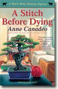 *A Stitch Before Dying (Black Sheep Knitting Mystery)* by Anne Canadeo
