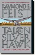 Buy *Talon of the Silver Hawk (Conclave of Shadows, Book 1)* online