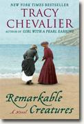 *Remarkable Creatures* by Tracy Chevalier