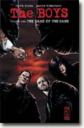 Buy *The Boys Vol. 1: The Name of the Game* by Garth Ennis & Darick Robertson online