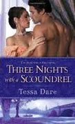 Buy *Three Nights with a Scoundrel* by Tessa Dare online