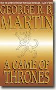 A Game of Thrones bookcover