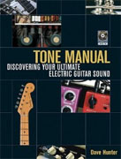 Buy *Tone Manual: Discovering Your Ultimate Electric Guitar Sound* by Dave Hunter online