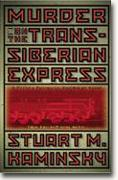 Murder on the Trans-Siberian Express bookcover