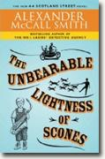 Buy *The Unbearable Lightness of Scones (44 Scotland Street)* by Alexander McCall Smith online