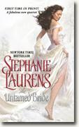 Buy *The Untamed Bride (Black Cobra Quartet)* by Stephanie Laurens online