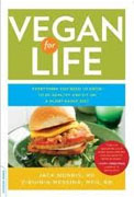 Buy *Vegan for Life: Everything You Need to Know to Be Healthy and Fit on a Plant-Based Diet* by Jack Norris and Virginia Messina online