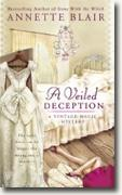 Buy *A Veiled Deception (A Vintage Magic Mystery)* by Annette Blair online