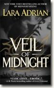 Buy *Veil of Midnight (The Midnight Breed, Book 5)* by Lara Adrian online