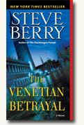 *The Venetian Betrayal* by Steve Berry
