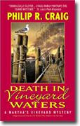 Death in Vineyard Waters: A Martha's Vineyard Mystery