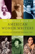 Buy *The Vintage Book of American Women Writers* by Elaine Showalter online