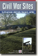 Buy *Civil War Sites: The Official Guide to Battlefields, Monuments, and More* by Civil War Preservation Trust online
