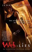 *Web of Lies (Elemental Assassin, Book 2)* by Jennifer Estep