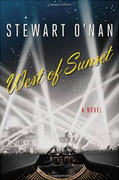 *West of Sunset* by Stewart O'Nan
