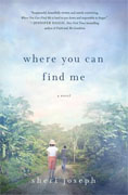 *Where You Can Find me* by Sheri Joseph