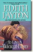 Buy *To Love a Wicked Lord* by Edith Layton online