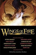 Buy *Wings of Fire* by Jonathan Strahan and Marianne S. Jablon
